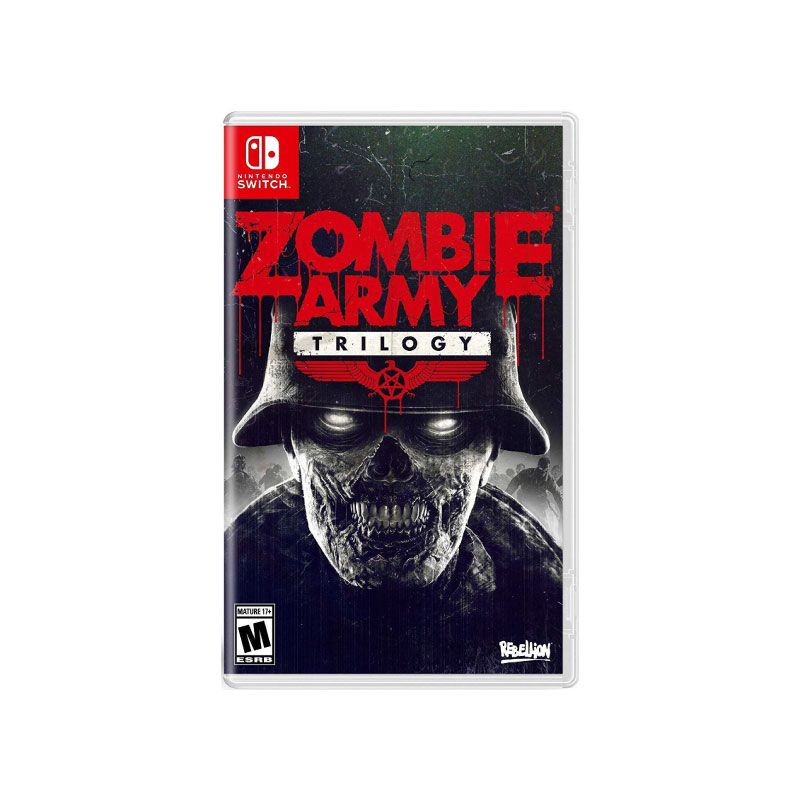 Nintendo ZOMBIE ARMY TRILOGY (MULTI-LANGUAGE) (ASIA) Game Console