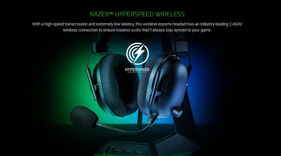 หูฟังไร้สาย Razer BlackShark V2 Pro Wireless Gaming Headphone ซื้่อ-ขาย