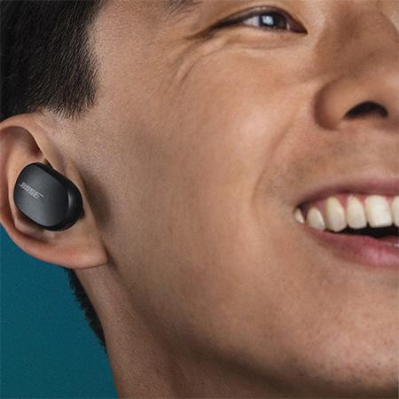 หูฟังไร้สาย Bose QuietComfort True Wireless คุ้มค่า
