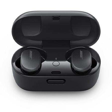 หูฟังไร้สาย Bose QuietComfort True Wireless แบตเตอรี่