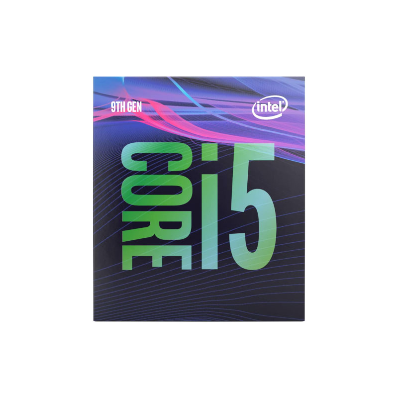 Intel 9th Gen i5-9600 3.10 GHz CPU