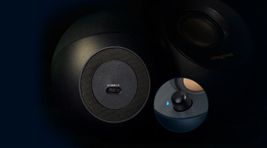 ลำโพง Creative Pebble V2 Speaker ซื้อ-ขาย