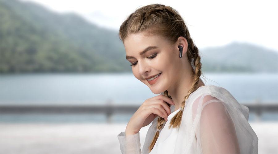 ซื้อ หูฟังไร้สาย SoundPeats TrueAir 2 True Wireless