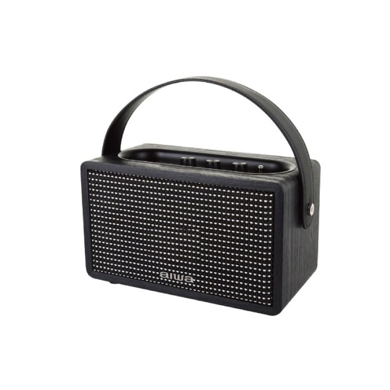 ลำโพงไร้สาย AIWA MI-X150 Retro Plus Bluetooth Speaker