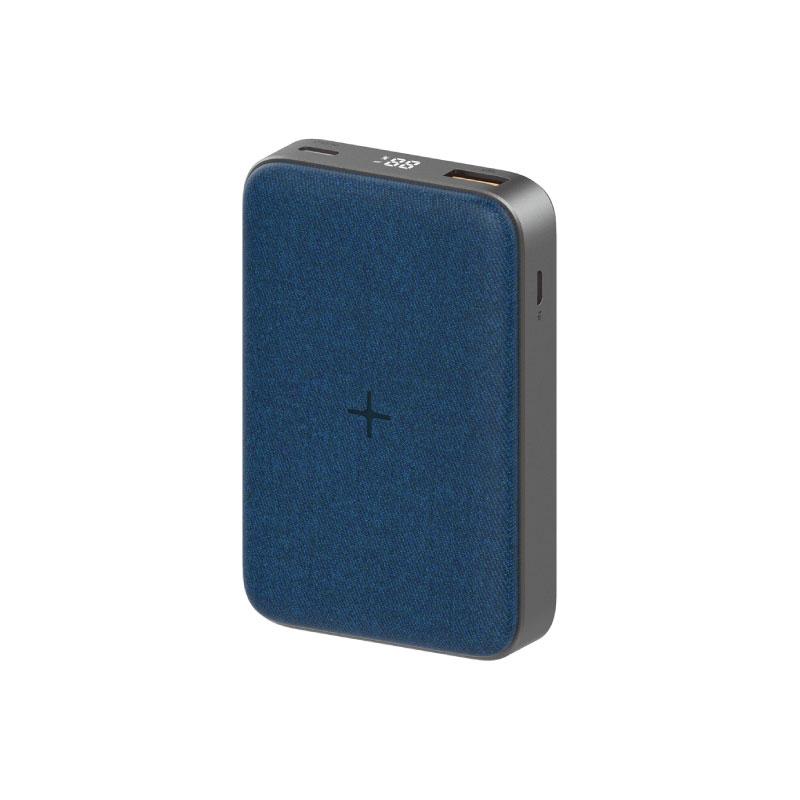 แบตสำรอง Eloop EW35 10000mAh Wireless Power Bank