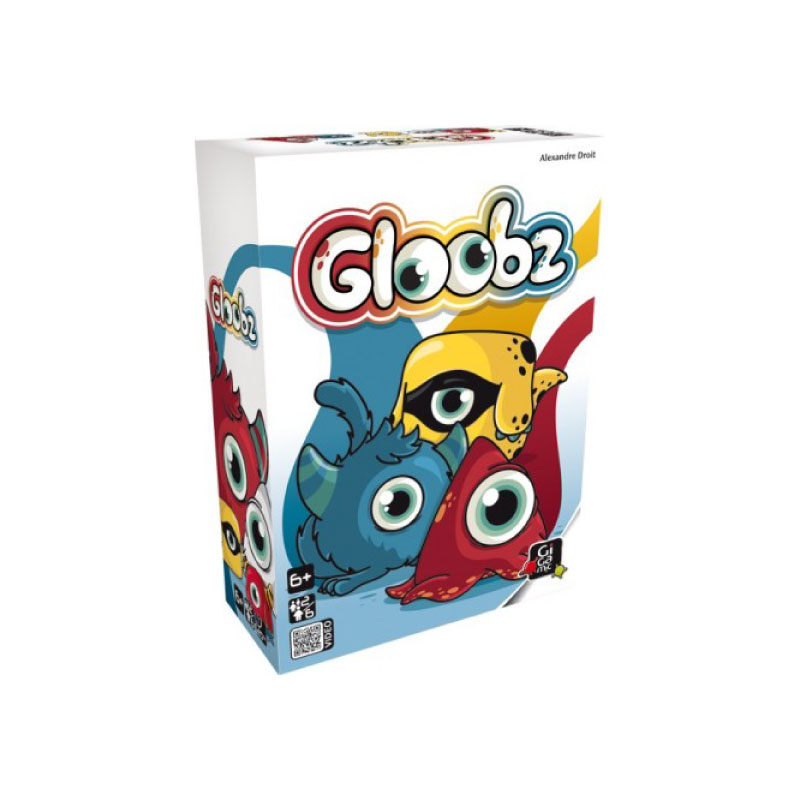 บอร์ดเกม Gloobz Board Game