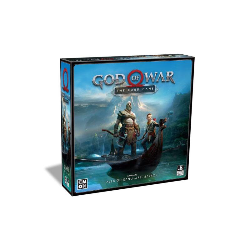 บอร์ดเกม God of War Board Game