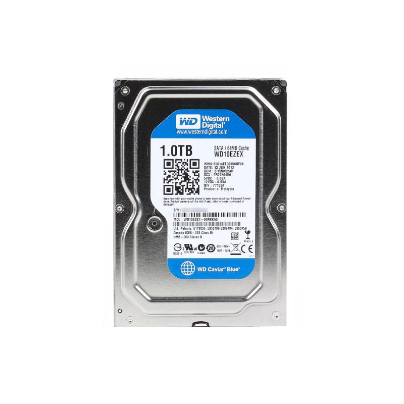 HDD WD 1TB SATA III 64MB 7200Rpm (WD10EZEX)