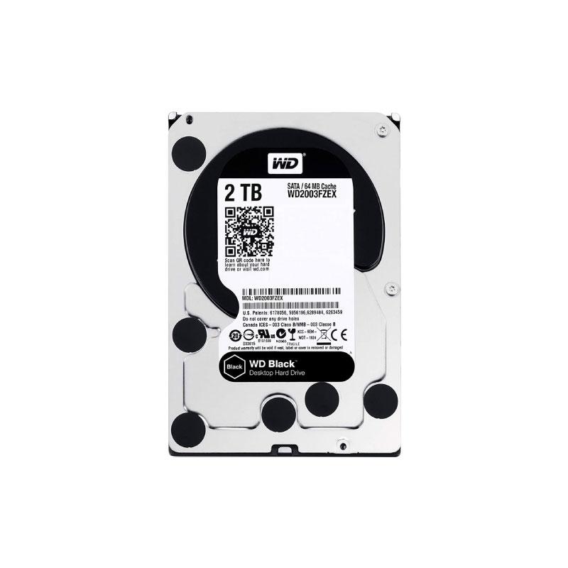 HDD WD 2TB SATA III 7200Rpm (WD2003FZEX)