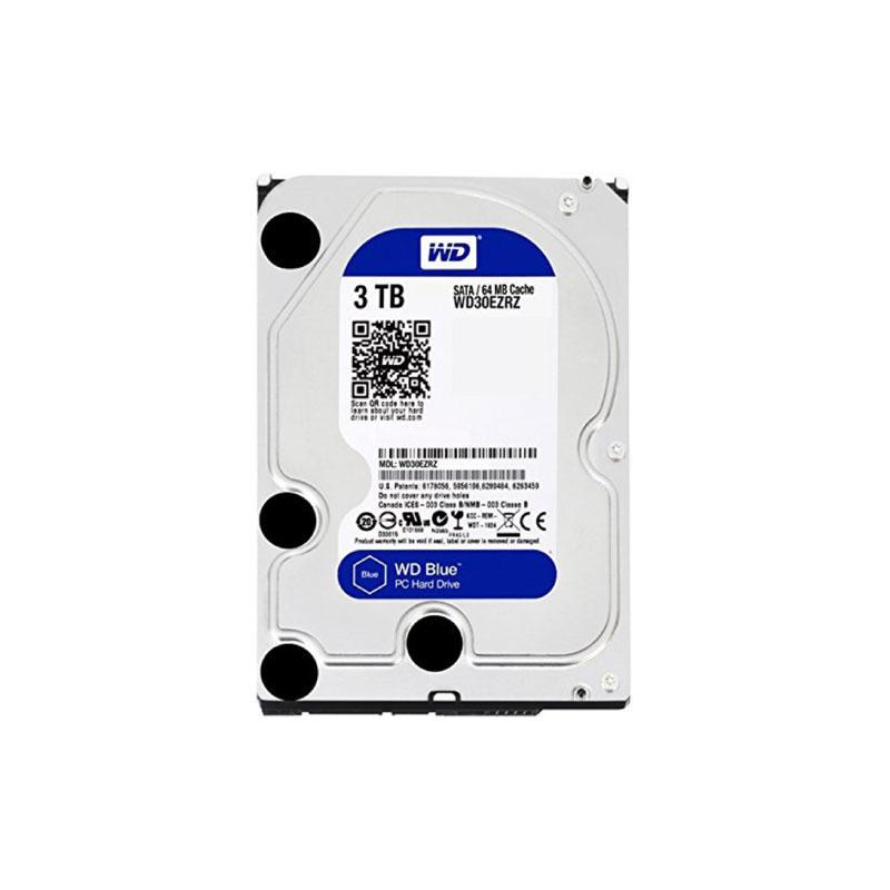HDD WD 3TB SATA III 64MB 5400Rpm (WD30EZRZ)