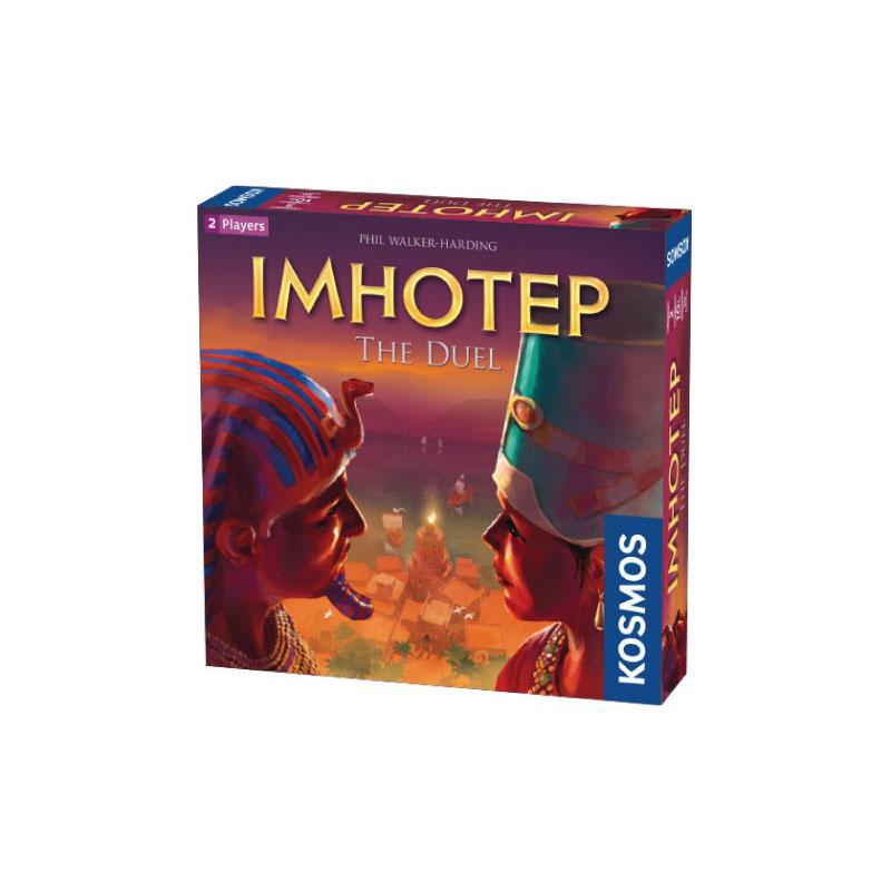 บอร์ดเกม Imhotep Duel Board Game