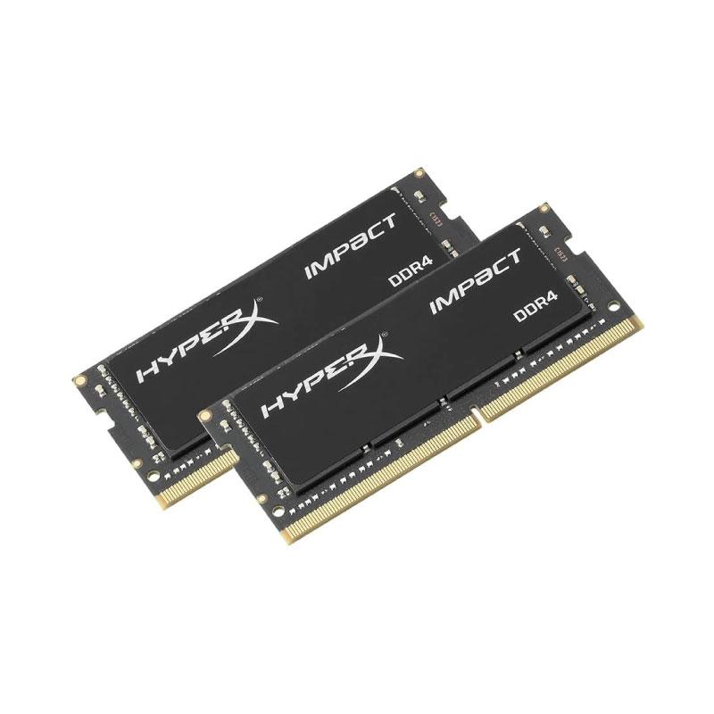 แรม Kingston 16GB (8GBx2) HyperX Impact 2400MHz