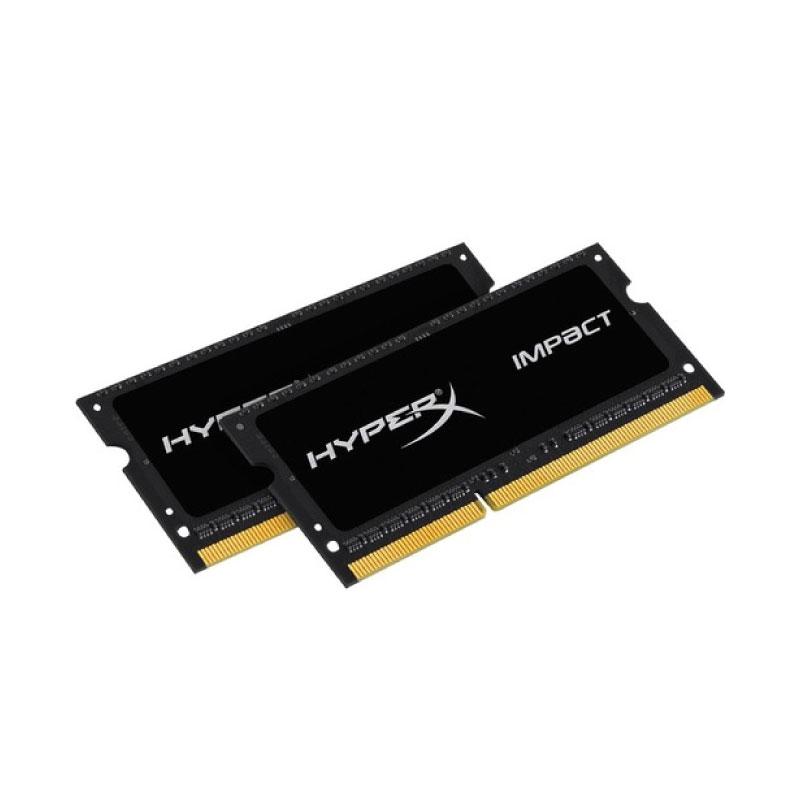 แรม Kingston 16GB (8GBx2) HyperX Impact 1600MHz