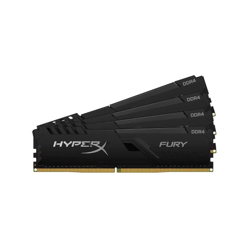 แรม Kingston 32GB (8GBx4) HyperX FURY 3466MHz