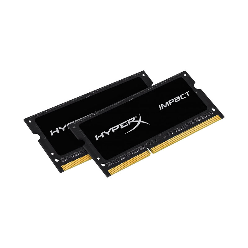 แรม Kingston 8GB (4GBx2) HyperX Impact 2133MHz