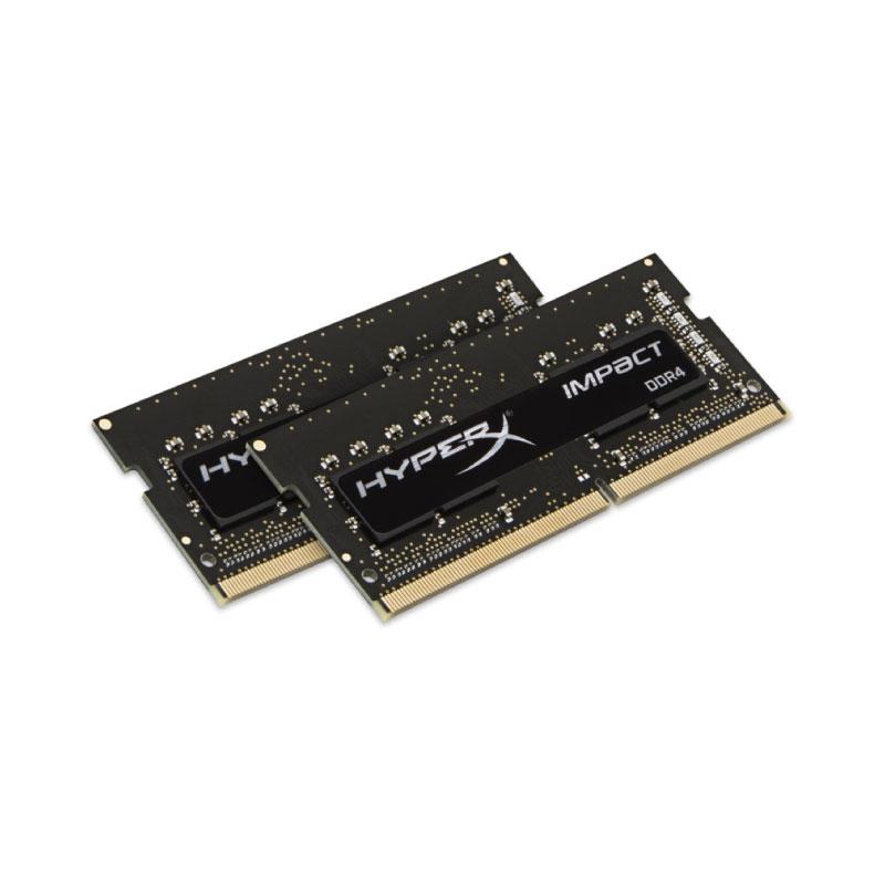 แรม Kingston 8GB (4GBx2) HyperX Impact 2400MHz