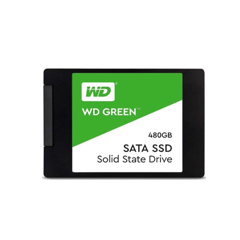 SSD WD 480GB SATA (WDSSD480GB-SATA-GREEN-3D)