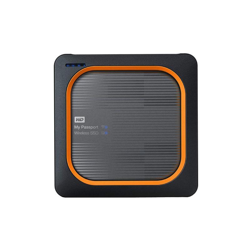 SSD WD My Passport Wireless 250GB (WDBAMJ2500AGY)