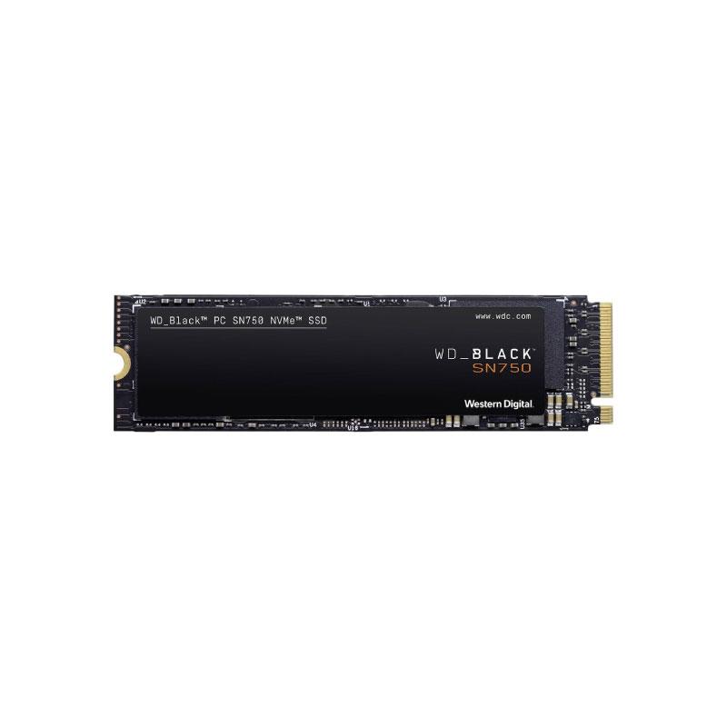 SSD WD SN750 500GB M.2 PCIe Gen3 (WDS200T3X0C)