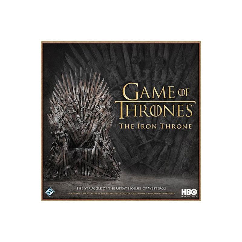 บอร์ดเกม Game of Thrones : The Iron Throne Board Game