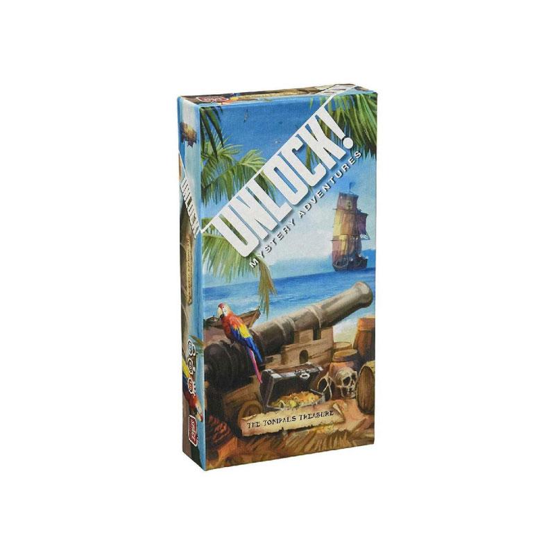 บอร์ดเกม Unlock The Tonipal's Treasure Board Game