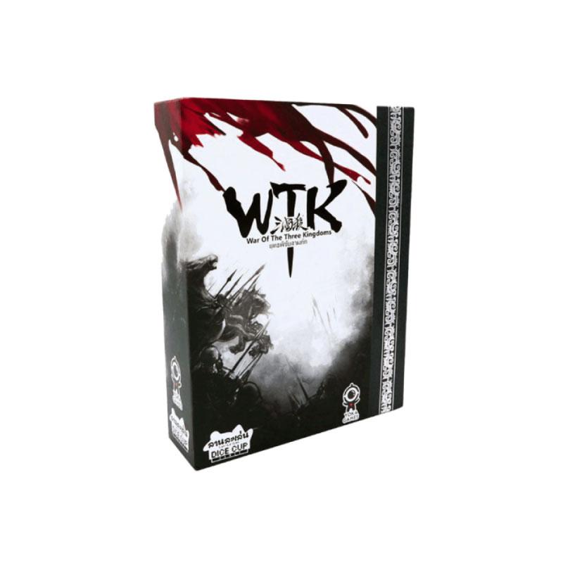 บอร์ดเกม WTK ยุทธพิชัยสามก๊ก Board Game