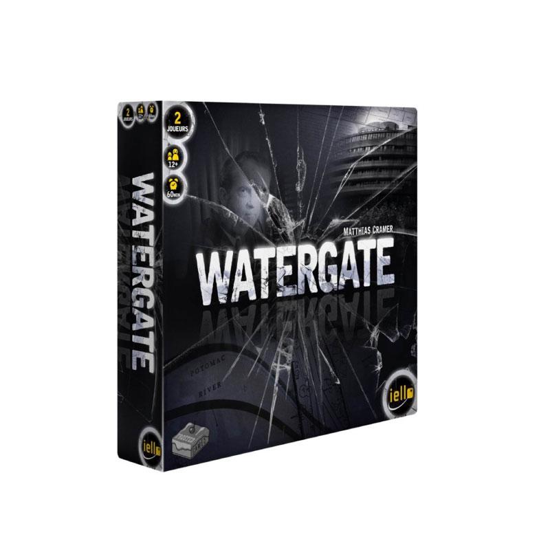 บอร์ดเกม Watergate Board Game