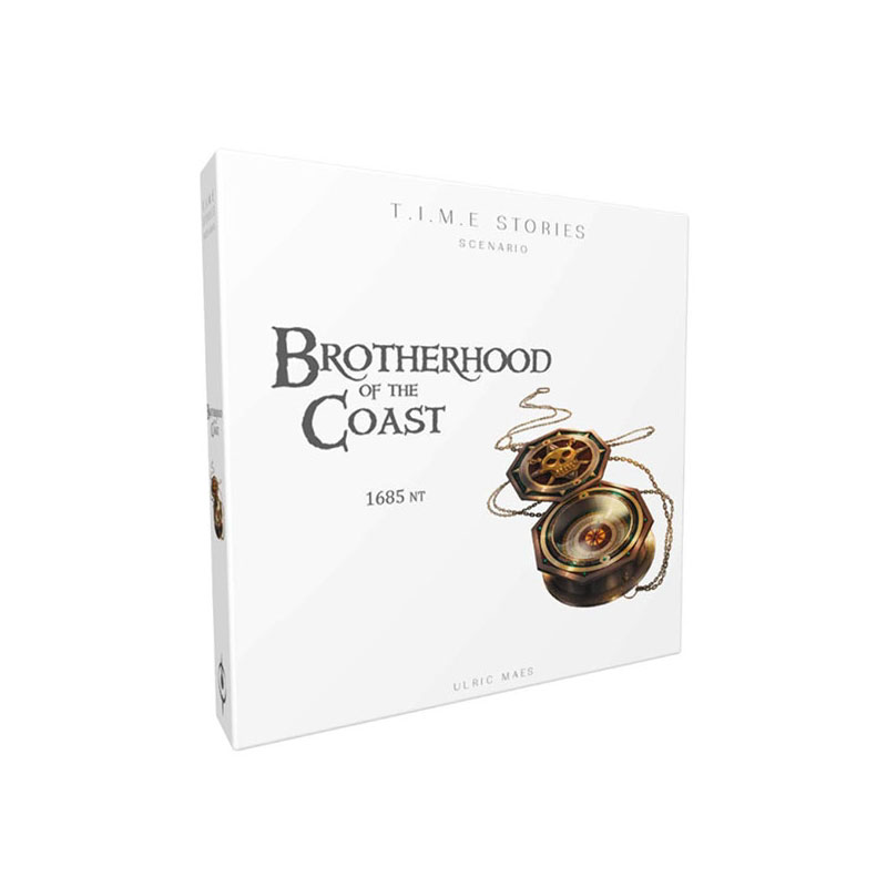 บอร์ดเกม Time Stories Brotherhood of the Coast Expansion Board Game