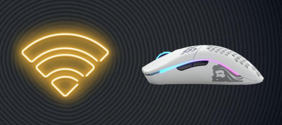 เมาส์ไร้สาย Glorious Model O Wireless Gaming Mouse ราคา