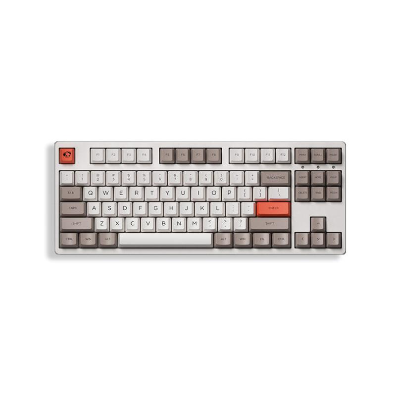 คีย์บอร์ด Akko 3087 Steam Engine Keyboard Gateron Switch