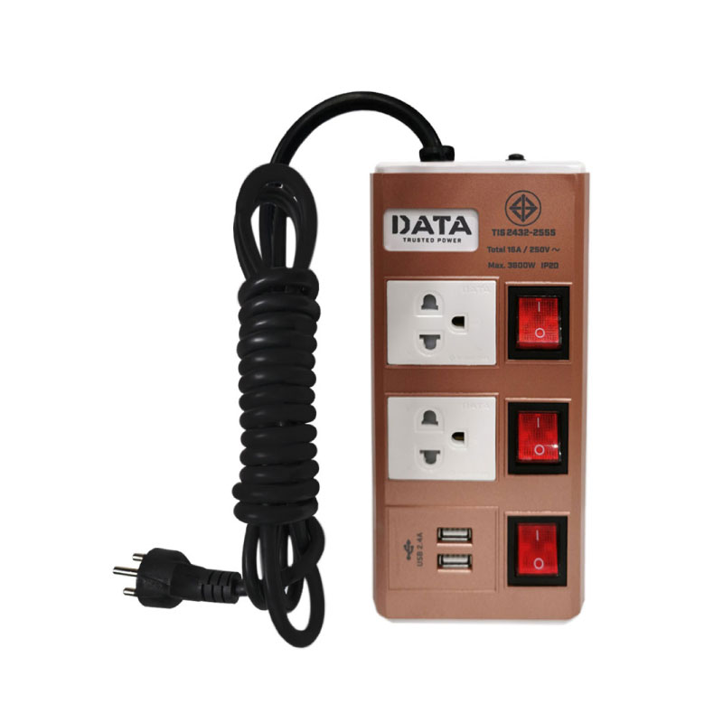 ปลั๊กไฟ DATA HMDU3265