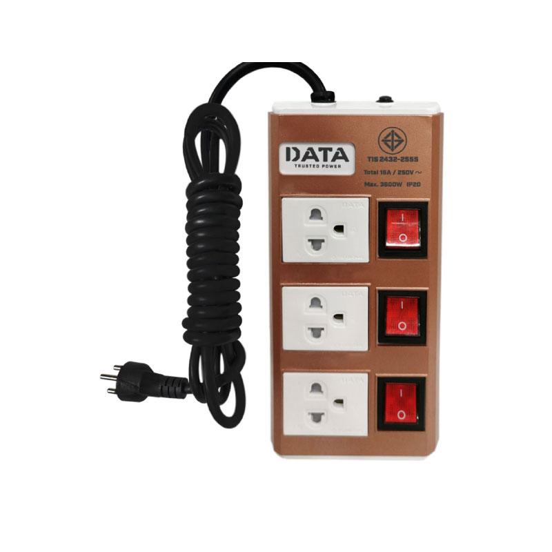 ปลั๊กไฟ DATA HMDU3656