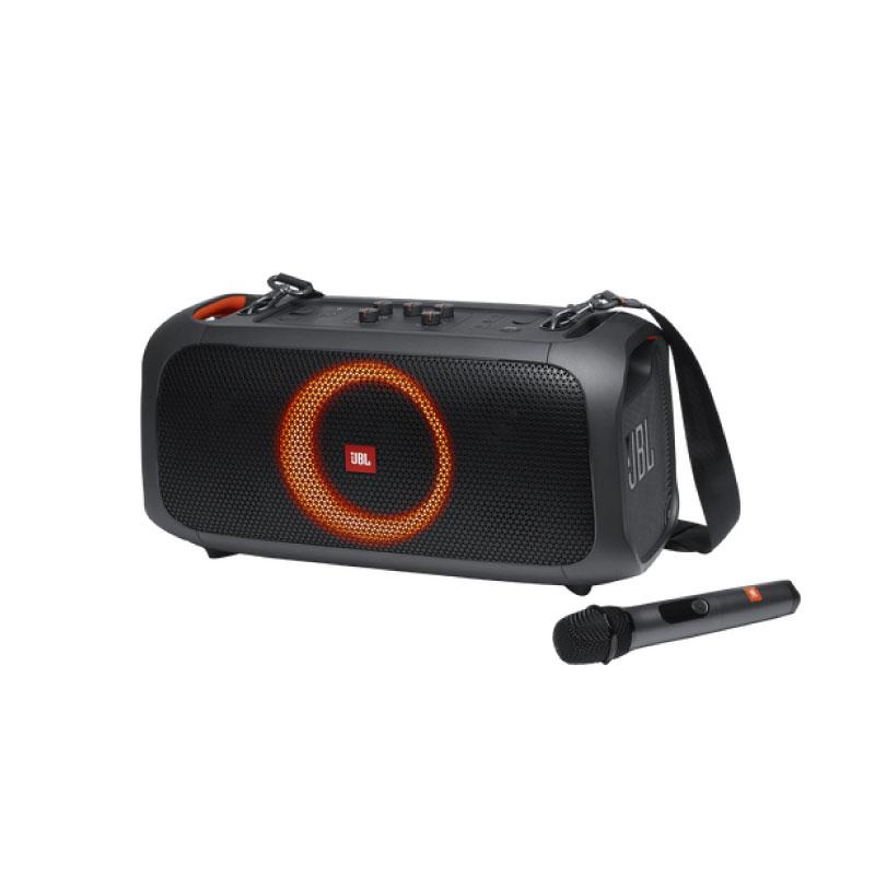 ลำโพงไร้สาย JBL PartyBox On-The-Go Bluetooth Speaker