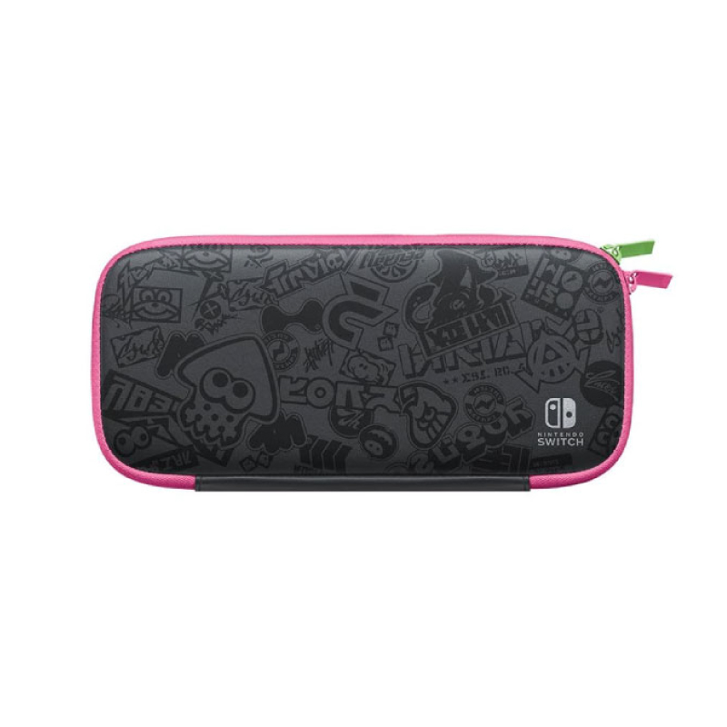 Nintendo Switch Carrying Case & Screen Protector (SPLATOON 2 EDITION) (JAPAN)