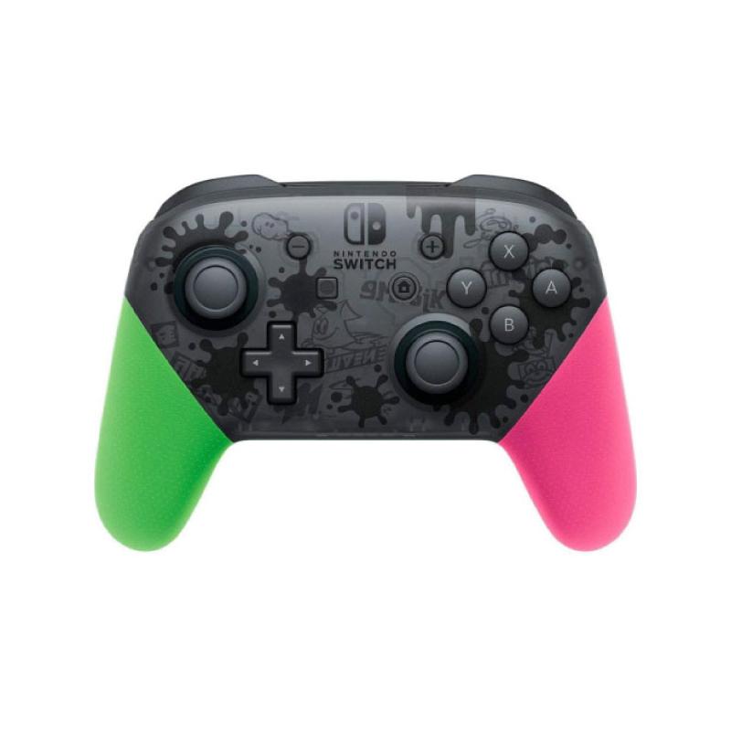Nintendo Switch Pro Controller (SPLATOON 2 EDITION) (JAPAN)