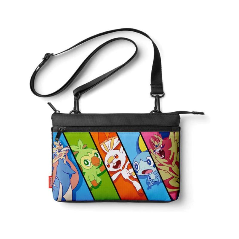 Nintendo SACOCHE BAG FOR NINTENDO SWITCH LITE (POKEMON SWORD AND SHIELD) (JAPAN)