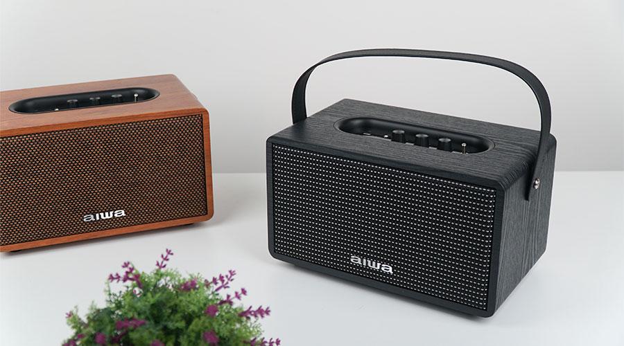 ลำโพงไร้สาย AIWA MI-X150 Retro Plus Bluetooth Speaker ขายดี