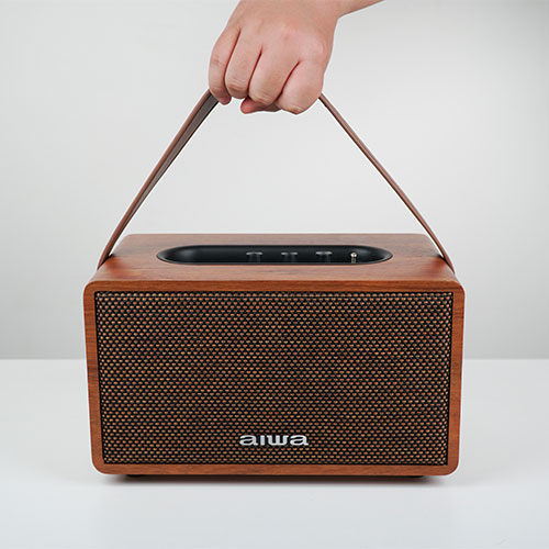 ลำโพงไร้สาย AIWA MI-X150 Retro Plus Bluetooth Speaker ขาย