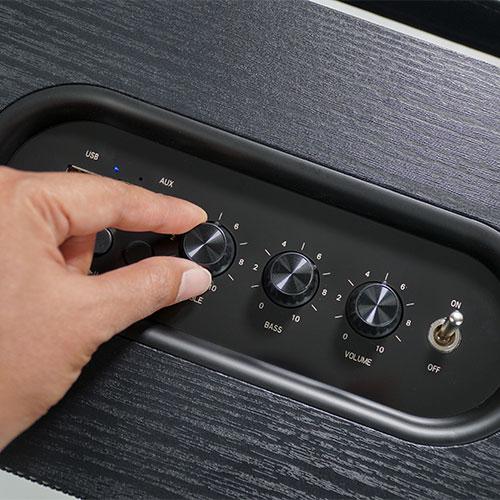 ลำโพงไร้สาย AIWA MI-X150 Retro Plus Bluetooth Speaker คุ้มค่า