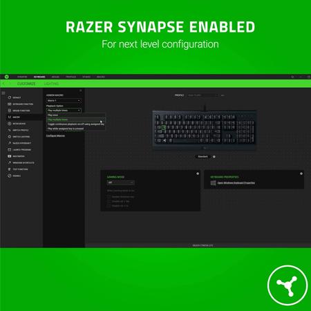 คีย์บอร์ด Razer Cynosa Lite Gaming Keyboard คุ้มค่า