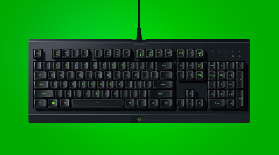 คีย์บอร์ด Razer Cynosa Lite Gaming Keyboard ราคา