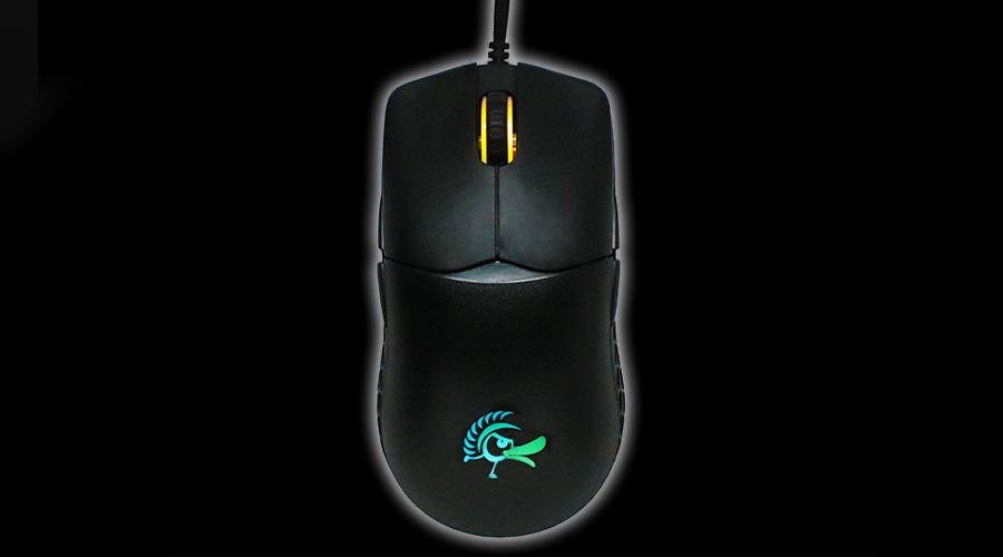 เมาส์ Ducky Feather Gaming Mouse ซื้อ-ขาย