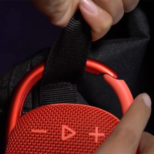 ลำโพงไร้สาย JBL Clip 4 Bluetooth Speaker ขาย
