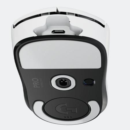 เมาส์ไร้สาย Logitech G Pro X Superlight Wireless Gaming Mouse วัสดุ