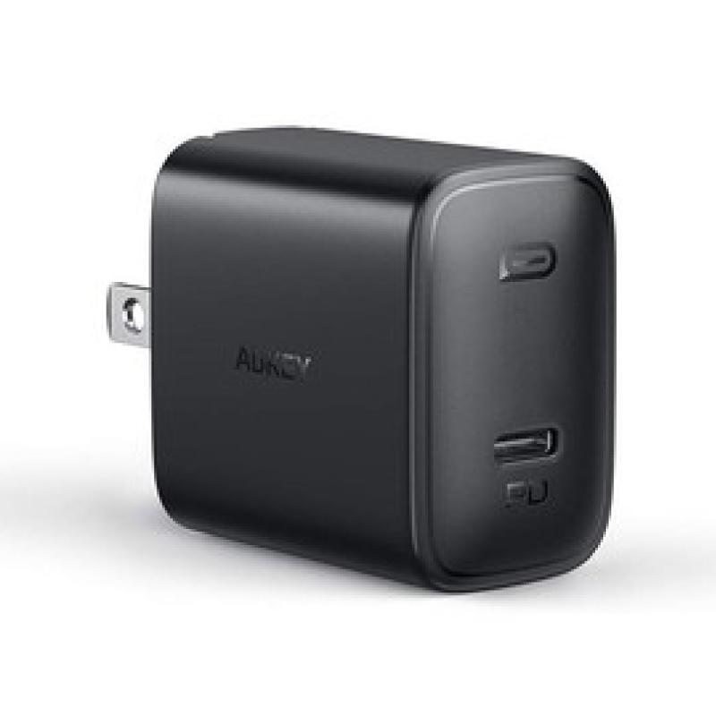 หัวชาร์จ Aukey PA-F1S SWIFT PD Adapter (20W)