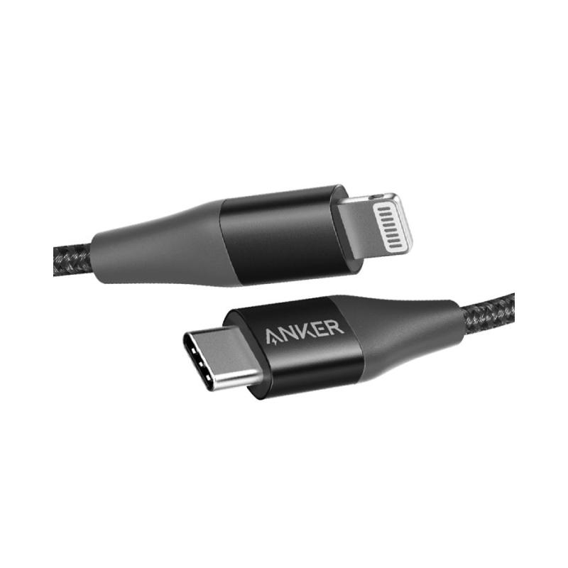 สายชาร์จ Anker PowerLine+ II USB-C to Lightning