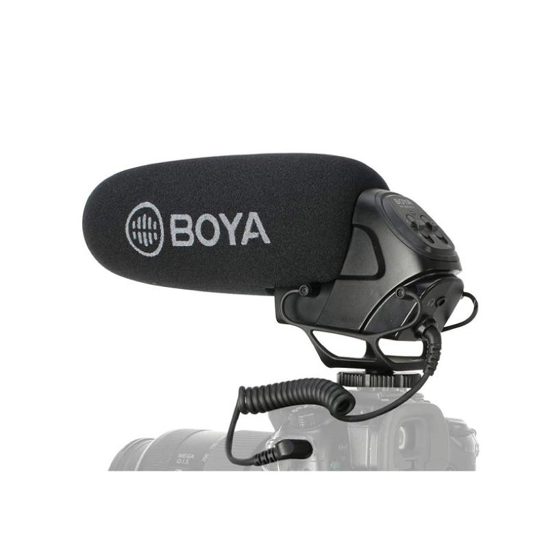 ไมโครโฟน Boya BY-BM3031 Microphone