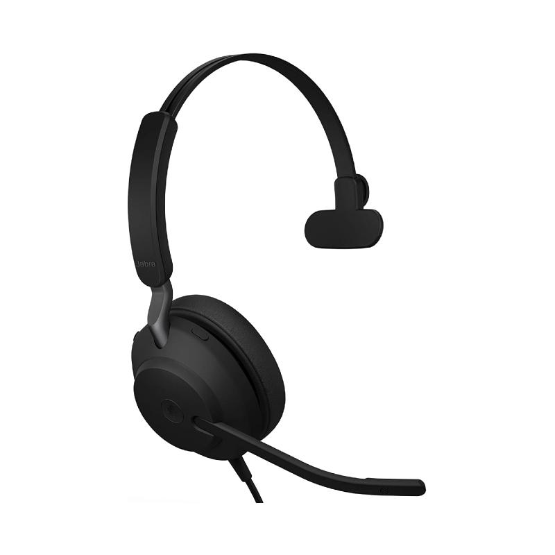 หูฟัง Call Center Jabra Evolve2 40 MS