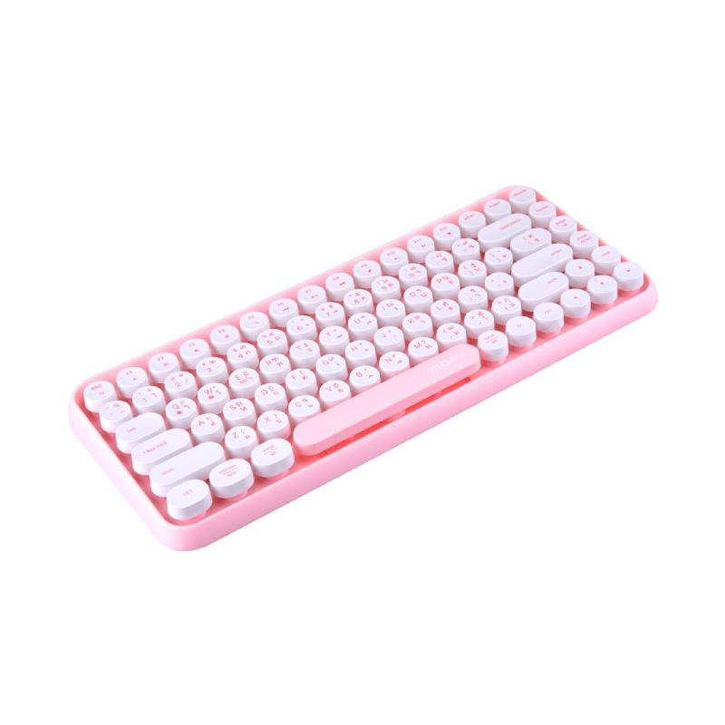 คีย์บอร์ดไร้สาย MOFii Waffle Bluetooth Keyboard