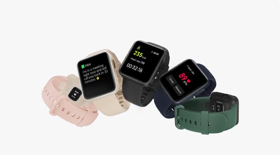 Xiaomi Mi Watch Lite Smart Watch รีวิว
